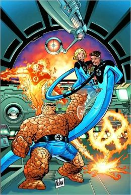 Marvel Adventures Fantastic Four: Spaced Crusaders