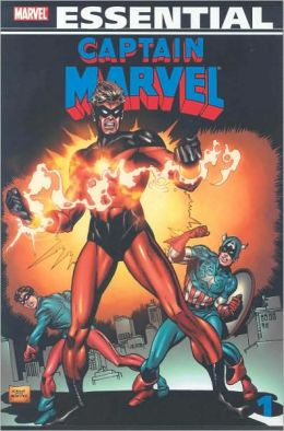 Essential Captain Marvel - Volume 1