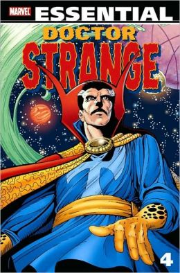 Essential Doctor Strange - Volume 4