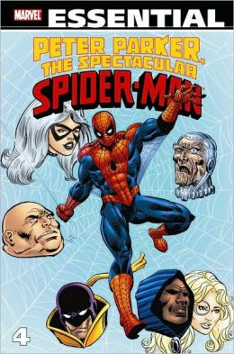 Essential Peter Parker, The Spectacular Spider-Man - Volume 4