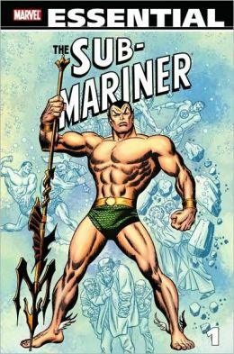 Essential Sub-Mariner - Volume 1
