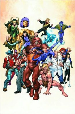 Official Handbook of the Marvel Universe A To Z - Volume 6