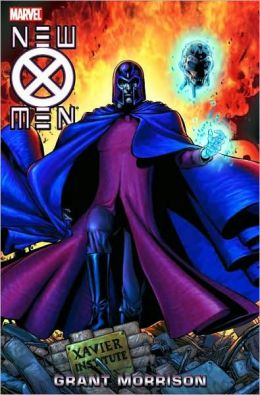 New X-Men by Grant Morrison Ultimate Collection - Book 3
