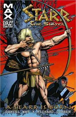 Starr the Slayer: A Starr is Born