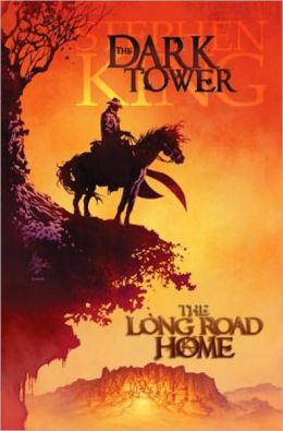 The Long Road Home (Dark Tower Graphic Novel Series #2) Variant Cover