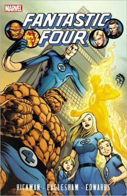 Fantastic Four by Jonathan Hickman, Volume 1
