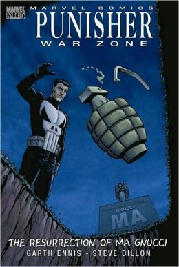 Punisher: War Zone - The Resurrection of Ma Gnucci