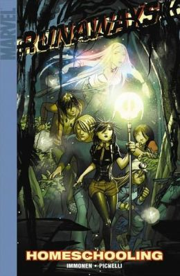 Runaways - Volume 11: Homeschooling