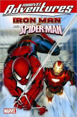 Marvel Adventures Iron Man / Spider-Man
