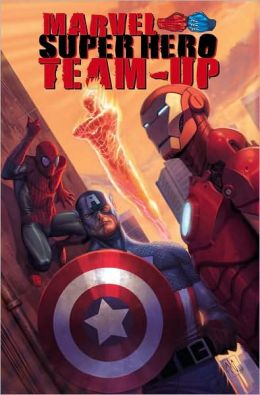 Marvel Super Hero Team-Up