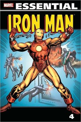 Essential Iron Man - Volume 4