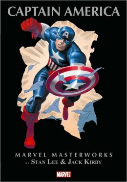 Marvel Masterworks: Captain America - Volume 1