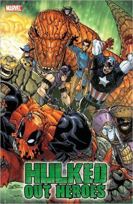 Hulk: World War Hulks - Hulked-Out Heroes