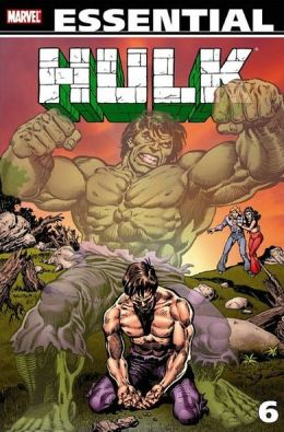 Essential Hulk - Volume 6