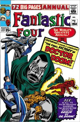 The Fantastic Four Marvel Masterworks, Volume 4
