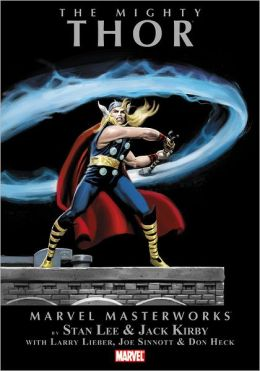 The Mighty Thor Marvel Masterworks, Volume 1