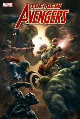 New Avengers - Volume 5