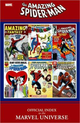 Amazing Spider-Man: Official Index to the Marvel Universe