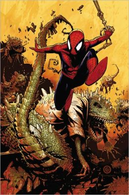 Spider-Man: The Gauntlet - Volume 5: Lizard
