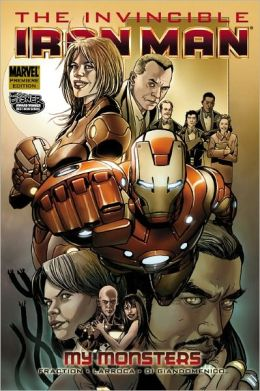 Invincible Iron Man Volume 7: My Monsters