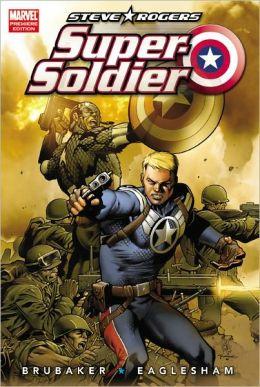 Steve Rogers: Super-Soldier