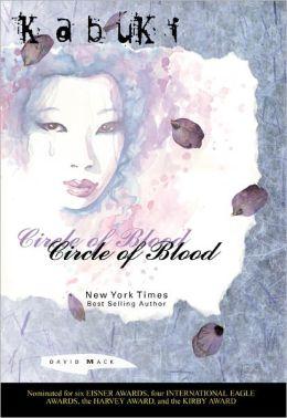 Kabuki - Volume 1: Circle of Blood