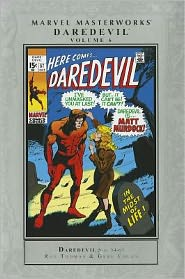 Daredevil Marvel Masterworks, Volume 6