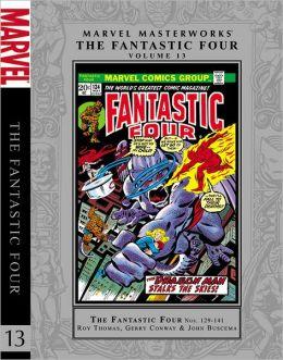 The Fantastic Four Marvel Masterworks, Volume 13