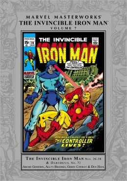 Marvel Masterworks: The Invincible Iron Man - Volume 7