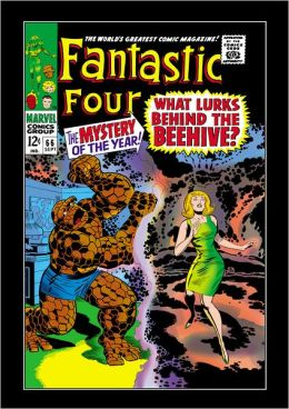 The Fantastic Four Marvel Masterworks, Volume 7