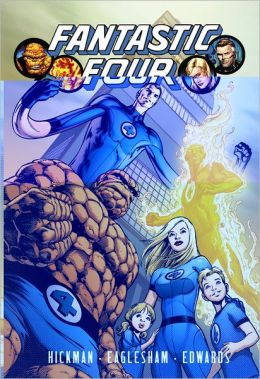 Fantastic Four by Jonathan Hickman - Volume 4