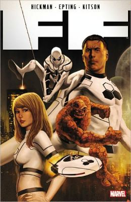 FF By Jonathan Hickman - Volume 1