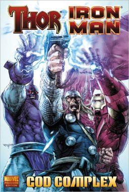Thor / Iron Man: God Complex