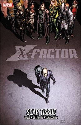 X-Factor Volume 12: Scar Tissue