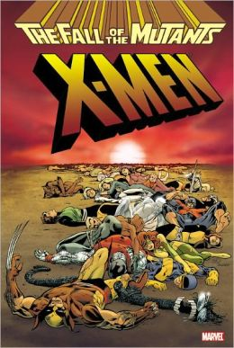 X-Men: Fall of the Mutants Omnibus