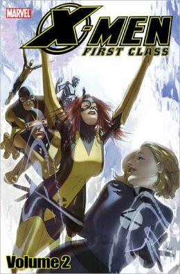 X-Men First Class - Volume 2