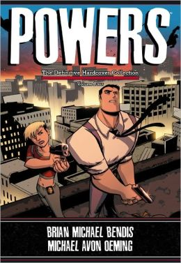 Powers: The Definitive Hardcover Collection, Volume 4