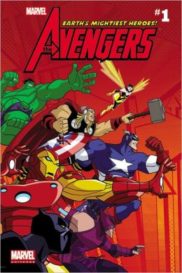 Marvel Universe Avengers Earth's Mightiest Heroes - Comic Reader 1