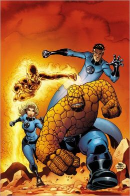 Fantastic Four by Waid & Wieringo Ultimate Collection Book 3