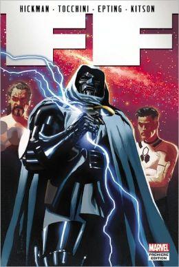 FF by Jonathan Hickman - Volume 2