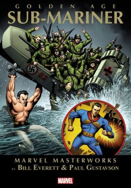 Marvel Masterworks: Golden Age Sub-Mariner - Volume 1