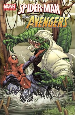 Marvel Universe Avengers: Spider-Man and the Avengers