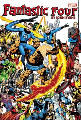 Fantastic Four by John Byrne Omnibus - Volume 1