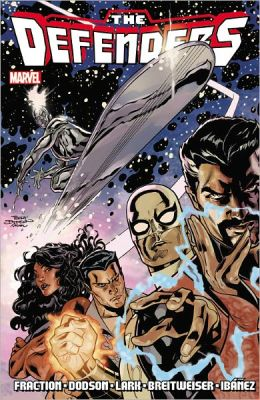 Defenders by Matt Fraction - Volume 1