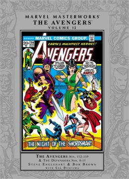 Marvel Masterworks: The Avengers Volume 12