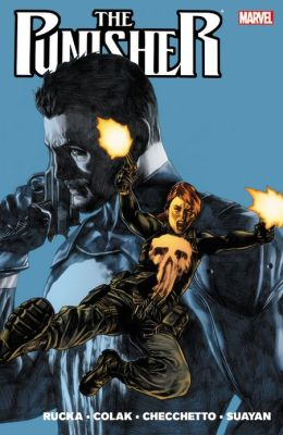 The Punisher by Greg Rucka Volume 3