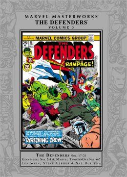 Marvel Masterworks: The Defenders - Volume 3