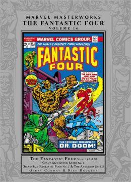 Marvel Masterworks: The Fantastic Four - Volume 14