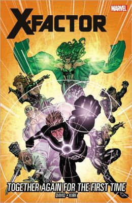 X-Factor - Volume 16: Together Again For The First Time
