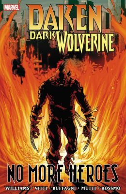 Daken: Dark Wolverine: No More Heroes